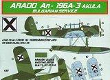 KORA 1/72 Arado Ar196 Bulgarie