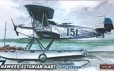 KORA 1/72 Hawker Hart hydravion Estonie