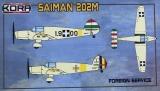 KORA 1/72 Saiman 202M export