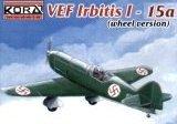 KORA 1/72 VEF Irbitis I-15a