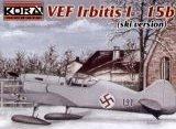 KORA 1/72 VEF Irbitis I-15b