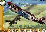 LEGATO 1/72 Curtiss Kittyhawk IA