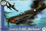 LEGATO 1/72 Curtiss P40E