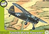 LEGATO 1/72 Fairchild UC61A Forwarder