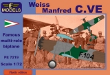LF MODELS 1/72 Weiss-Manfred C-Ve