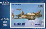 MACH 2 1/48 Bloch MB174