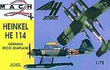 MACH 2 1/72 Heinkel He114
