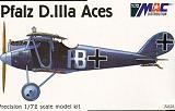 """MAC 1/72 Pfalz D-IIIa """"aces"""""""