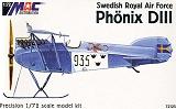 MAC 1/72 Phönix D-III Suède