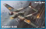 MIKRO MIR 1/48 Fokker G1A