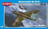 MIKRO MIR 1/72 Messerschmitt Me263V1
