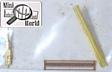 MINIWORLD 1/72 mitrailleuse Browning .50 (12,7mm) fixe