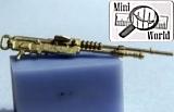 MINIWORLD 1/72 mitrailleuse Hotchkiss