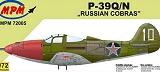 MPM 1/72 Bell P39Q/N Russian Cobras