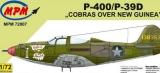 MPM 1/72 Bell P400 / P39D