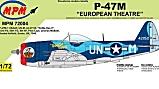 MPM 1/72 Republic P47M