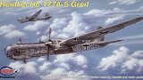 MPM 1/48 Heinkel He177A5 Greif