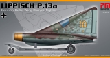 PM MODEL 1/72 Lippisch P13a