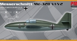 PM MODEL 1/72 Messerschmitt Me328V1/V2