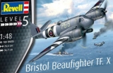 REVELL 1/48 Bristol Beaufighter TF MkX