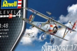 REVELL 1/48 Nieuport 17