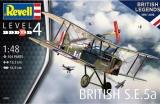REVELL 1/48 RAF SE5a