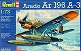 REVELL 1/72 Arado Ar196A-3