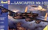 REVELL 1/72 Avro Lancaster MkI/III