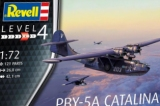 REVELL 1/72 Consolidated PBY5A Catalina