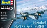 REVELL 1/72 Heinkel He177A5 Greif