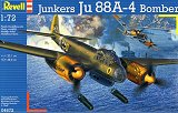 REVELL 1/72 Junkers Ju88A4