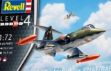 REVELL 1/72 Lockheed F104G RNAF/BAF