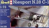 REVELL 1/72 Nieuport 28