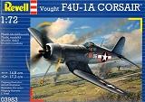 REVELL 1/72 Vought F4U1A Corsair