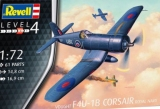 REVELL 1/72 Vought F4U1B Corsair Royal Navy