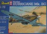 REVELL 1/72 Hawker Hurricane MkIIc