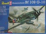 REVELL 1/72 Messerschmitt Bf109G10