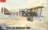 RODEN 1/48 Airco DH9