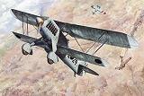 RODEN 1/48 Heinkel He51B