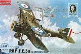 RODEN 1/48 RAF SE5a