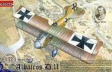 RODEN 1/72 Albatros D-II