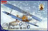 RODEN 1/72 Albatros D-III