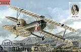 RODEN 1/72 Albatros D-III Oeffag série153 late