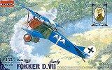 RODEN 1/72 Fokker D-VII début de série