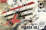 RODEN 1/72 Fokker DR1