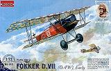 RODEN 1/72 Fokker D-VII OAW
