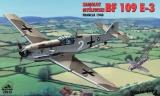 RPM 1/72 Messerschmitt Bf109E3 bataille de France