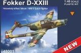 RS MODELS 1/48 Fokker D-XXIII