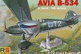 RS MODELS 1/72 Avia B534/IV