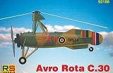 RS MODELS 1/72 Avro Rota C30